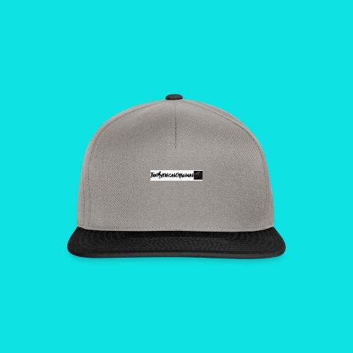 TheMythicalOriginal Design (White) - Snapback Cap