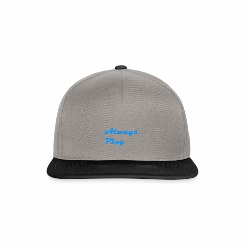 MattMonster Always Plug Merch - Snapback Cap