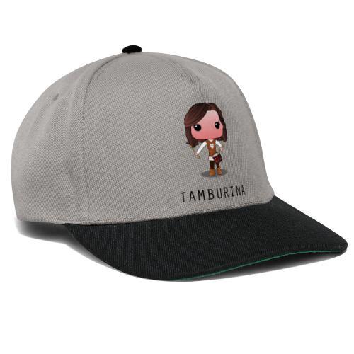tamburina forenza - Snapback Cap