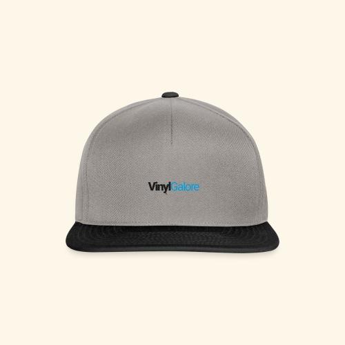 Vinyl Galore LOGO - Snapback Cap