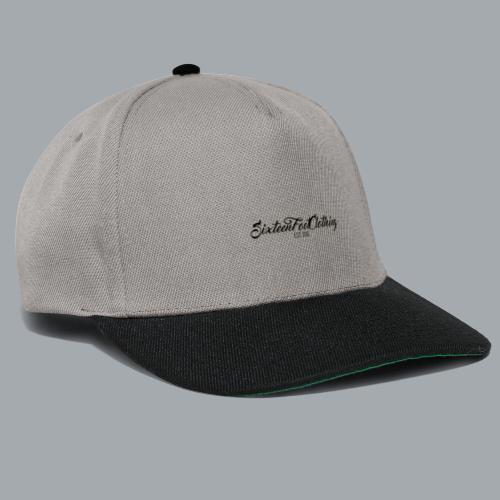 SixteenFootClothing EST 2018 - Snapback Cap