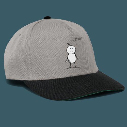 Er det mulig - Snapback-caps