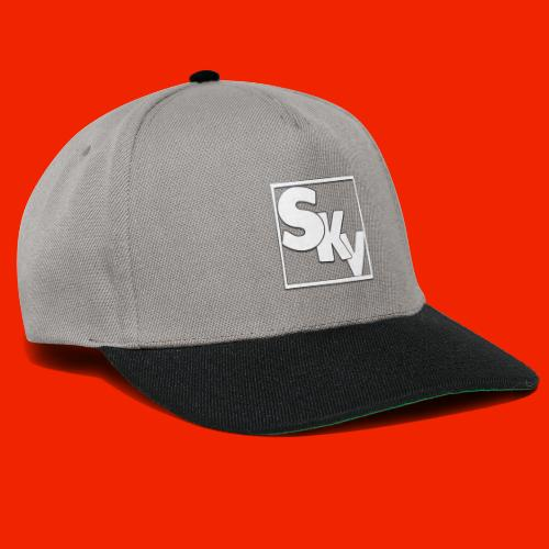 SerkanKetchupVlogs Logo (SKV Logo) - Snapback cap