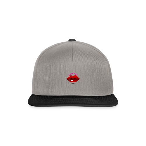 Love you - Snapback Cap