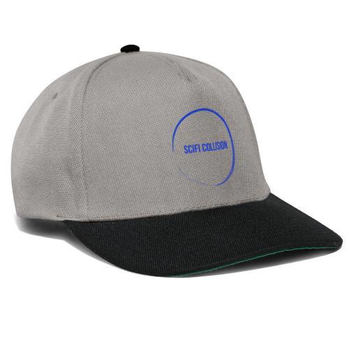 Dark Blue Logo - Snapback Cap