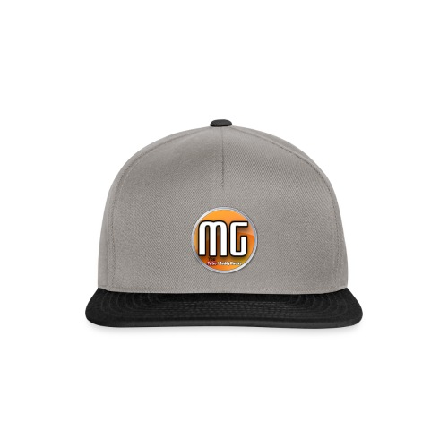 muddy gamer branding - Snapback Cap