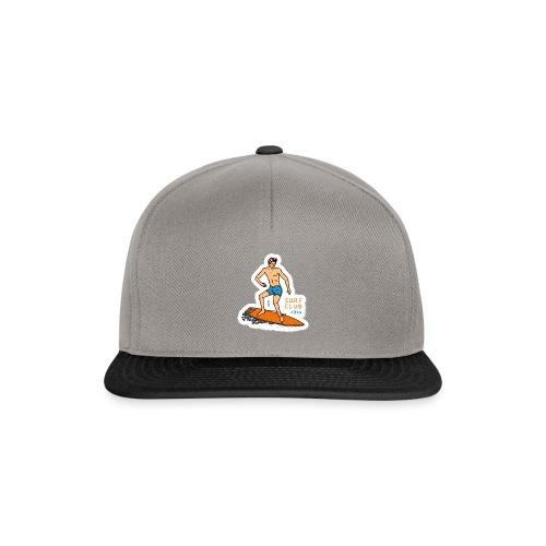 Surf Club - Snapback Cap