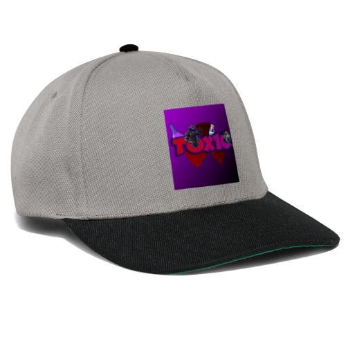 toxic paita - Snapback Cap