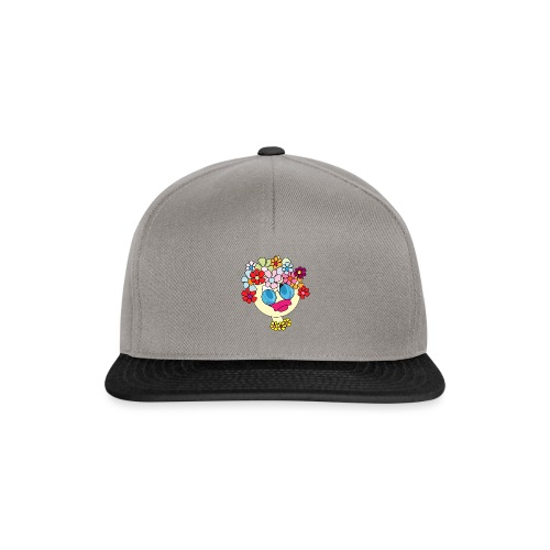 flowergirl soft - Snapback Cap