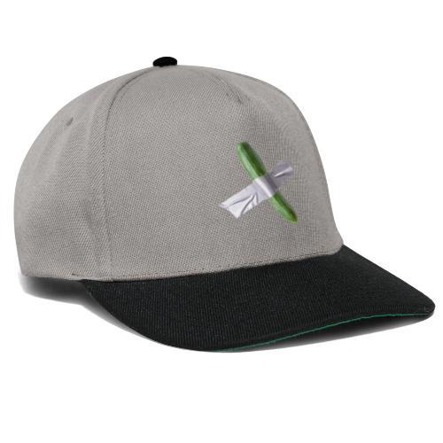 Cucumber art - Snapback Cap