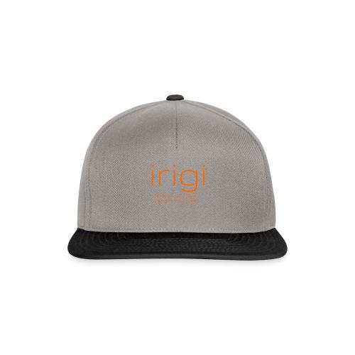 irigi-logo-007 - Snapback Cap