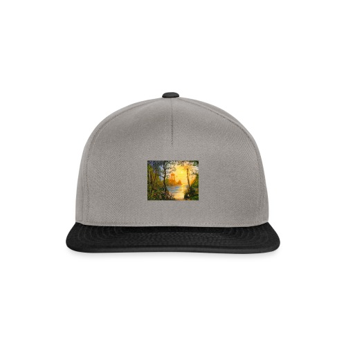 Temple of light - Snapback Cap