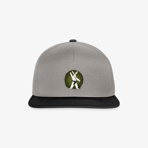 Metal Bunny - Snapback-caps