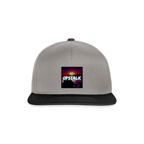OpsTalk Logo - Snapback Cap