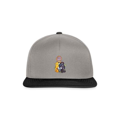 Stoned - Snapback Cap