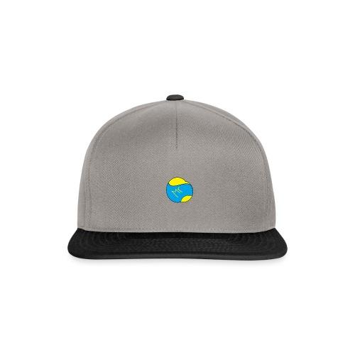 mr hav3rgyn logo - Snapback Cap