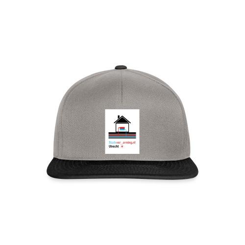 Stadsverarming Utrecht Baby romper - Snapback cap