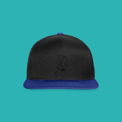 Carta_gatta-png - Snapback Cap