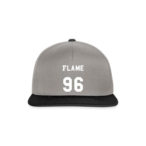 maglietta_flame_96 - Snapback Cap