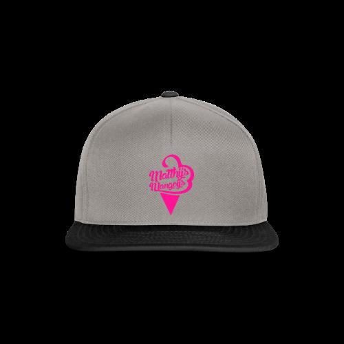 Matthijs Mangoijs Pink Women - Snapback cap