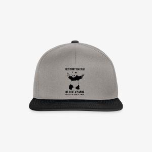 DESTROY RACISM - Snapback Cap