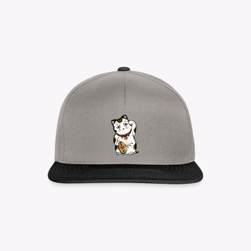 Love Lucky Cat - Snapback Cap
