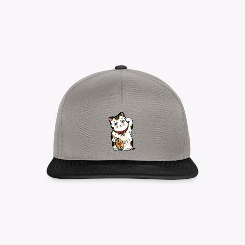 Love Lucky Cat - Snapback Cap