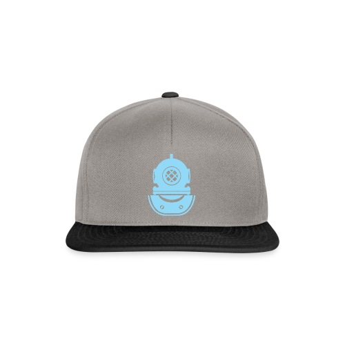 Taucherhelm - Snapback Cap