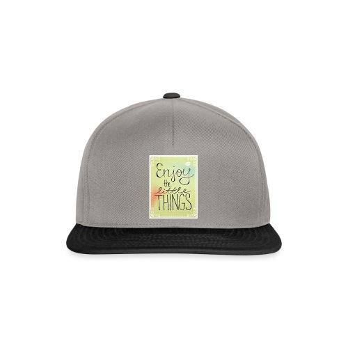 LITTLE_THINGS - Snapback cap
