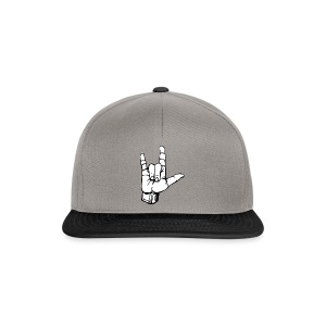 Hand  I love you  - Snapback Cap