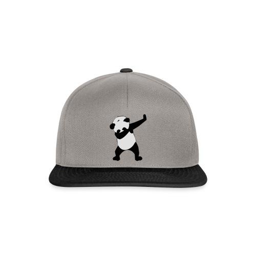 dab panda - Snapback Cap