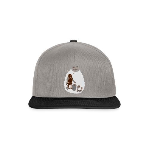 Kopf hoch - Snapback Cap