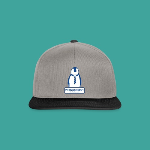 Kent Scouts #ReQuest2021 Antarctica Expedition - Snapback Cap