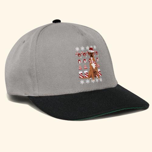 Boxer hond - Snapback cap