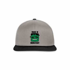 Fonster made in Ingolstadt - Snapback Cap