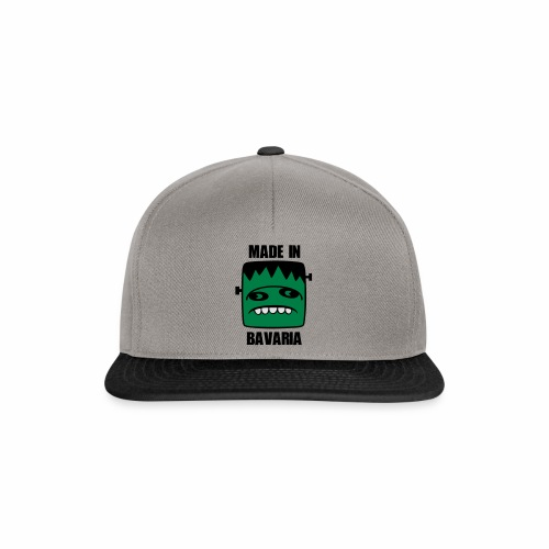 Fonster made in Bavaria - Snapback Cap