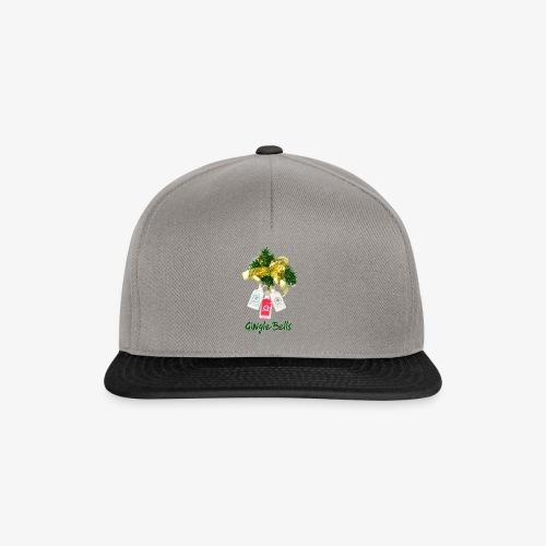 GINgle Bells - Snapback Cap
