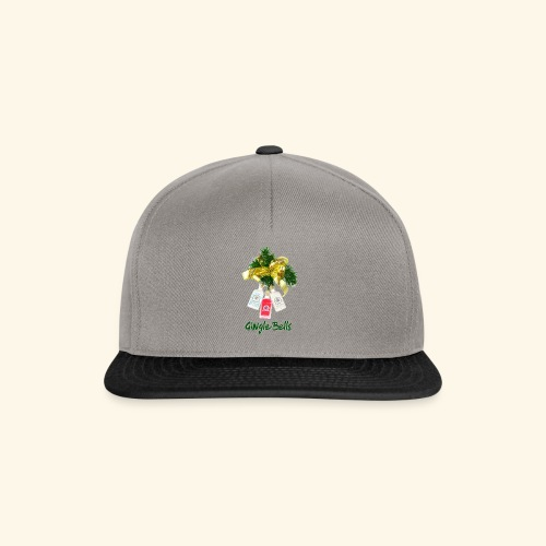 GINgle Bells - Snapback Cap