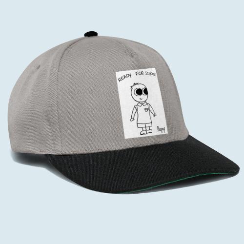 Pupy: ready for school! boy - Snapback Cap