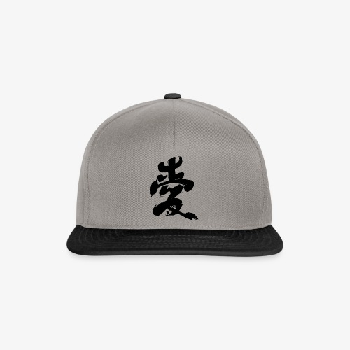 Japanese Kanji - Snapback Cap