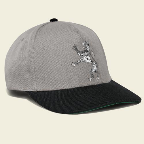 Wappen Löwe - Snapback Cap