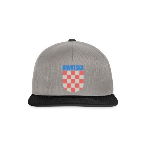 Hrvatski grb - Snapback Cap
