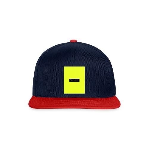 Yellow fluo - Snapback Cap