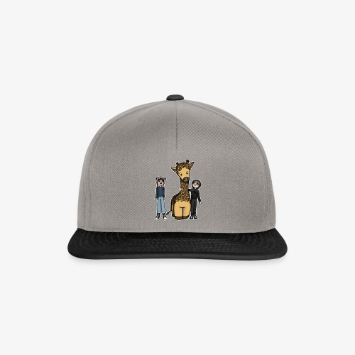 *Limited Edition* Gibby Merchandise - Snapback cap