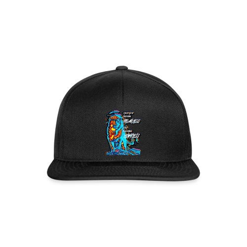 You become fearless, life becomes LIMITLESS - Snapback Cap
