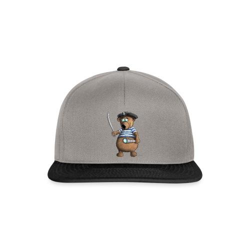 Lustiger Pirat - Snapback Cap