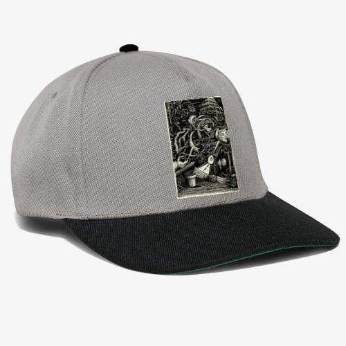 Garden of madness - Snapback Cap