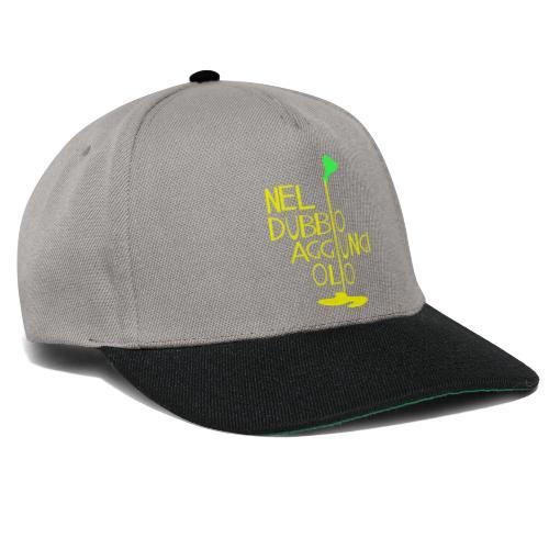 Olio - Snapback Cap