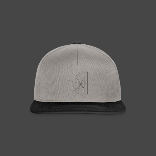 GeoPers 1 - Casquette snapback