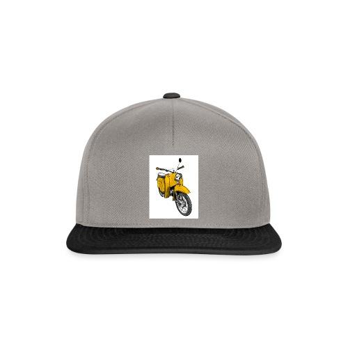 Die Schwalbenfahrer-Tasse (gelb) - Snapback Cap